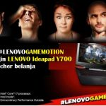 Menangin laptop Gaming Ideapad Y700!