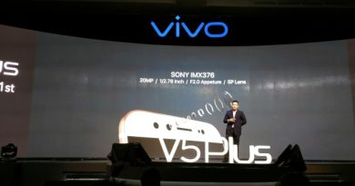 Vivo V5 Plus Launch