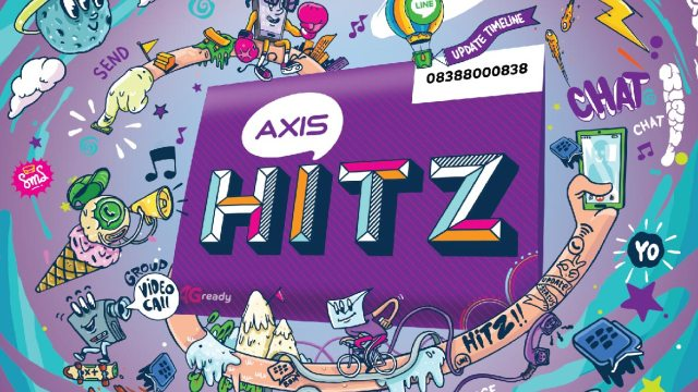 Perdana Axis HITZ