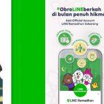 program #obroLINEberkah semarakan Ramadhan