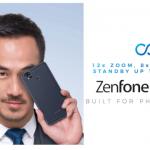 Zenfone Zoom S andalkan dual kamera belakang