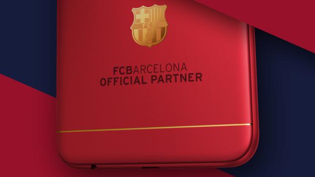 OPPO F3 Barcelona