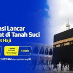 XL Paket Haji: solusi berkomunikasi di tanah suci