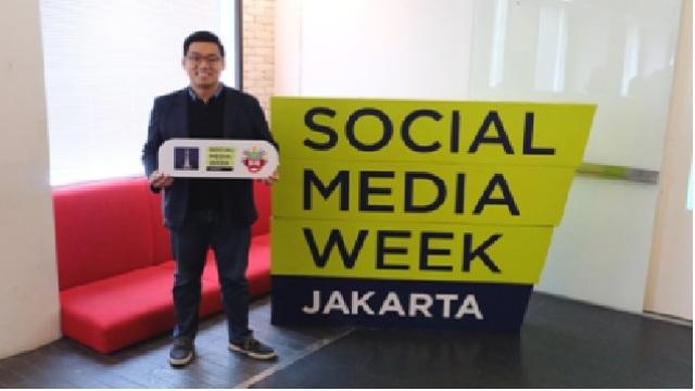 Social Media Week 2017 Jakarta