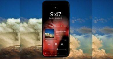 Bocoran penampakan iPhone 8