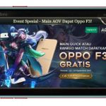 Main Game Arena Of Valor AOV Bisa Dapet OPPO F3