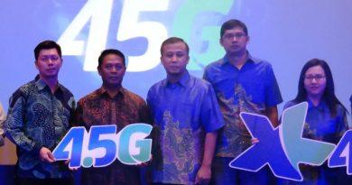 Launching XL 4G LTE Bangka