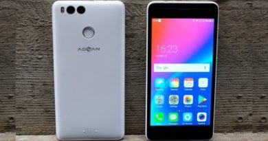 Advan i5C Duo warna Putih