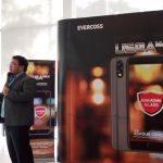 Smartphone Empat Kamera Termurah Evercoss U50A Max Cuma Sejutaan