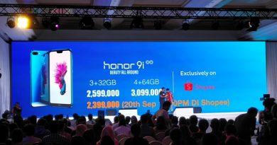Peluncuran Honor 9i di Jakarta