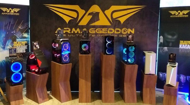 armageddon gaming gear
