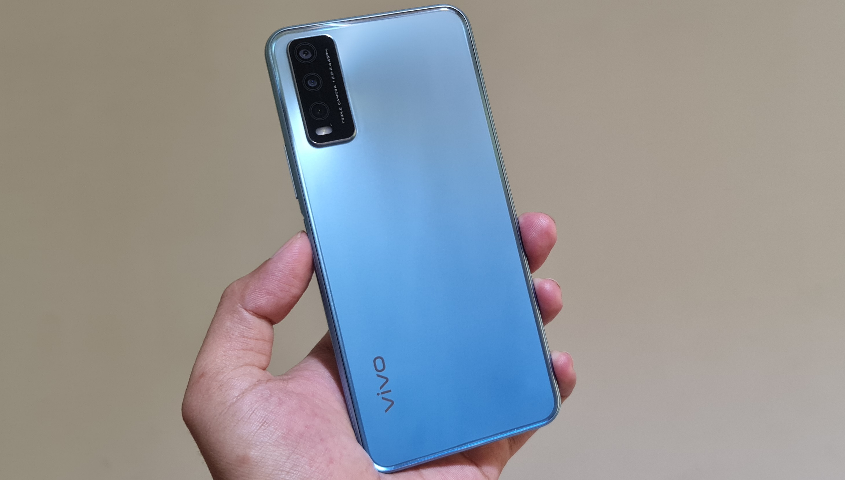 vivo y20s review