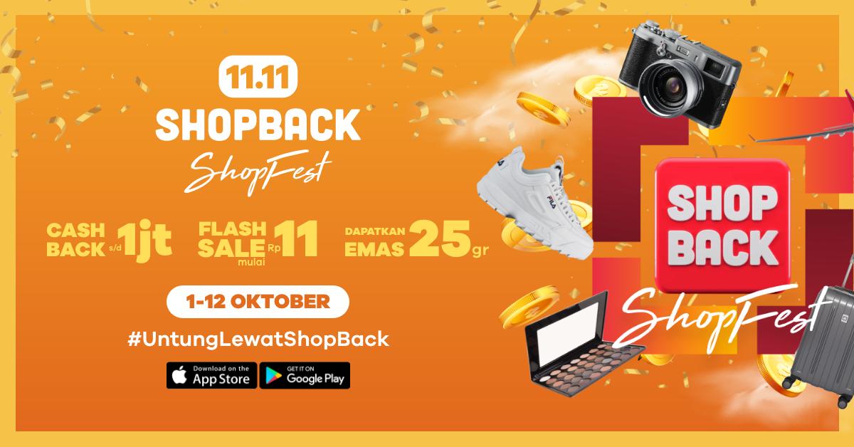 ShopBack 11.11