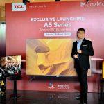 Spesifikasi TCL TV Pintar Android A5, A8 dan A10