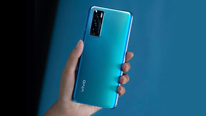 vivo v20se aquamarine-green