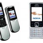 Nokia 6300 dan Nokia 8000 bangkit kembali dengan sentuhan modern