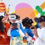 Virtual Reality (VR) Untuk Belajar Online Sekaligus Interaksi Sosial
