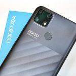 Realme Narzo 30A,  Smartphone Entry-level Gaming