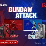 ASUS X GUNDAM Series Akan Hadir di Indonesia