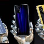 Realme GT 5G Resmi Rilis, Harga 6 Jutaan