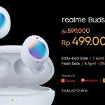 Realme Buds Air 2 Neo : TWS dengan Active Noise Cancellation (ANC) Harga 400 Ribuan