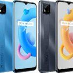 Realme C20 Ponsel Entry-level dengan Baterai Besar