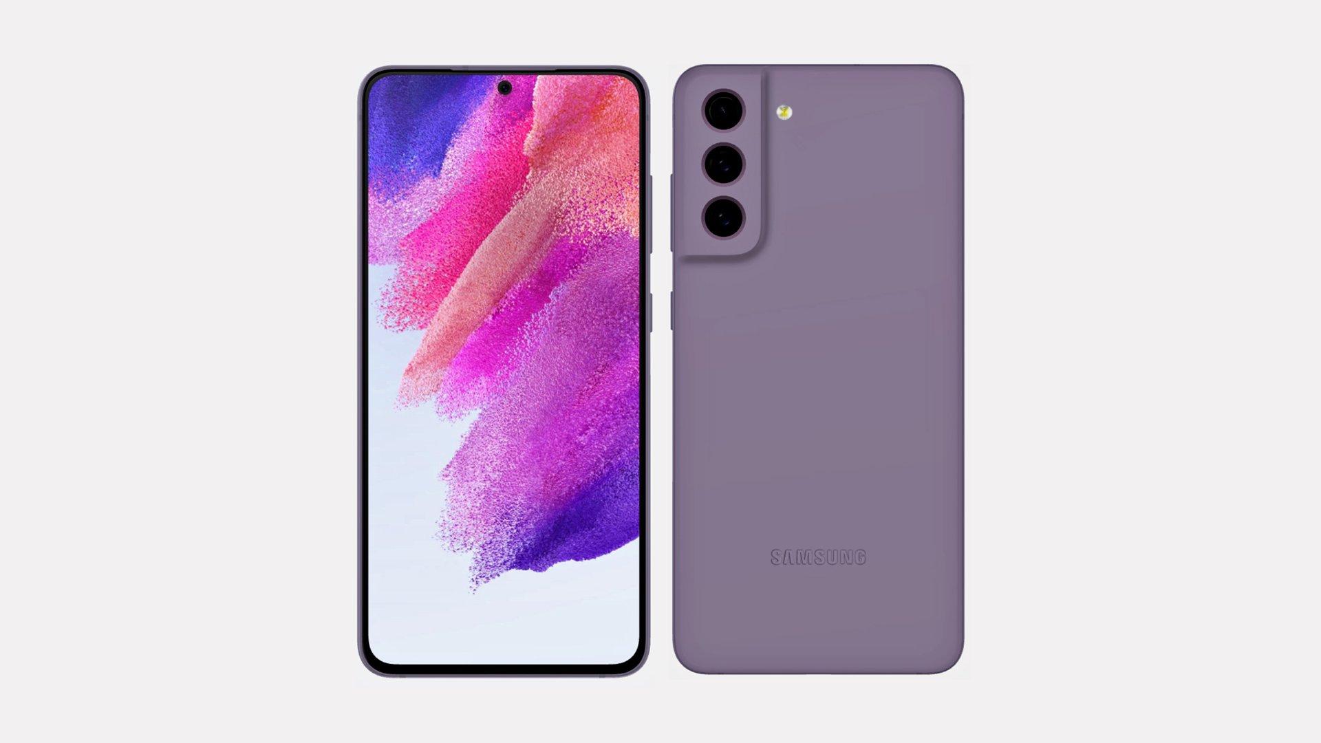 Galaxy-S21-Fun Edition