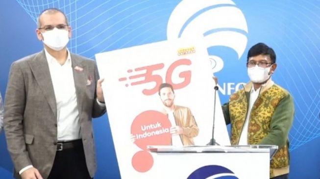 indosat 5G