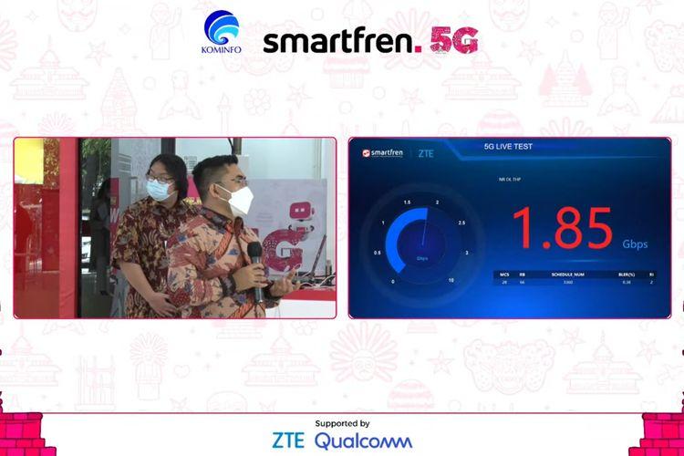 smartfren 5G