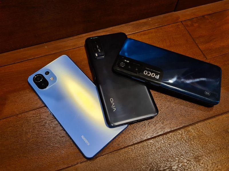 Pengiriman smartphone