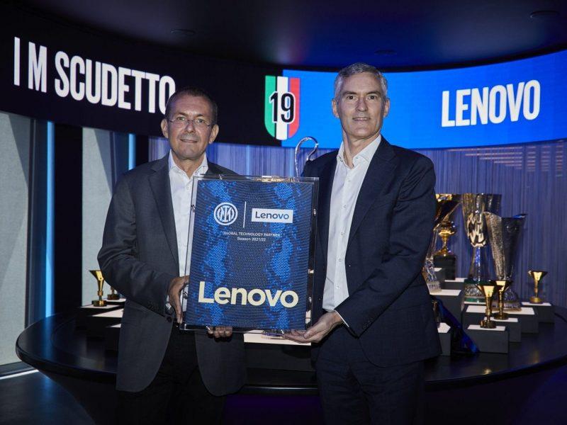 Lenovo x Inter Milan