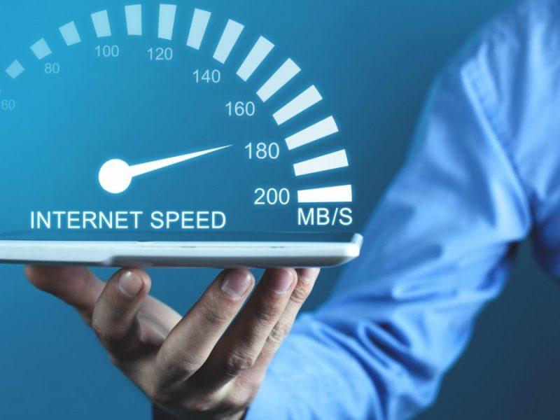 kecepatan internet